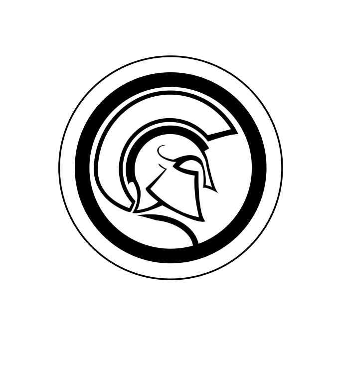 SpartanKenteBLACKANDWHITE